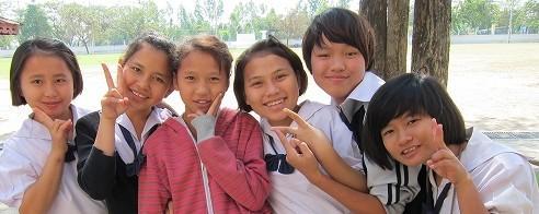 タイ孤児スクール活動